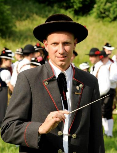 Dirigent Matthias Singler